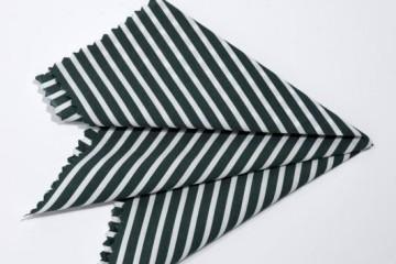 Batista Green Stripes