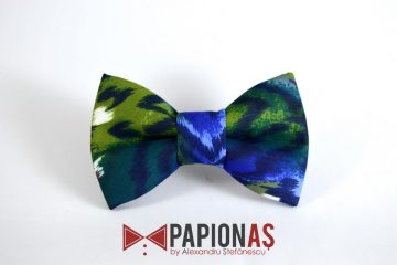 Papion Blue sunset