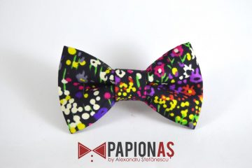 Papion Abstract Flowers 9