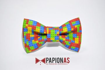 papion colorful lego