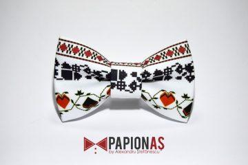 papion cu motive traditionale 178