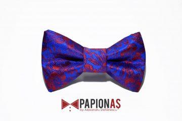 papion blue flowers